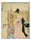 Vogue - March 1918 Regular Giclee Print by Helen Dryden