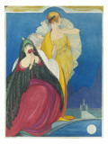 Vogue - April 1920 Regular Giclee Print by George Wolfe Plank