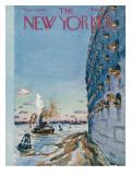 The New Yorker Cover - September 8, 1945 Regular Giclee Print by Alan Dunn