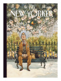 The New Yorker Cover - May 30, 2005 Premium Giclee Print by Peter de Sève