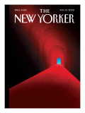 The New Yorker Cover - November 10, 2008 Regular Giclee Print by Brian Stauffer