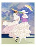 Vogue - August 1915 Regular Giclee Print by E.M.A. Steinmetz