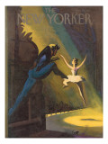 The New Yorker Cover - November 3, 1951 Regular Giclee Print by Arthur Getz