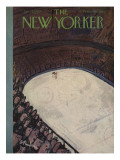 The New Yorker Cover - January 28, 1950 Premium Giclee Print by Abe Birnbaum