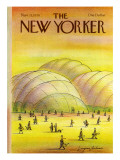 The New Yorker Cover - November 13, 1978 Regular Giclee Print by Eugène Mihaesco