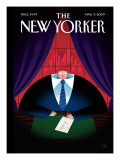 The New Yorker Cover - March 9, 2009 Regular Giclee Print by Bob Staake