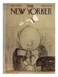 The New Yorker Cover - April 20, 1963 Premium Giclee Print by Andre Francois