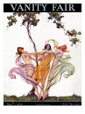 Vanity Fair Cover - May 1926 Regular Giclee Print by Warren Davis