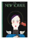 The New Yorker Cover - March 11, 1933 Regular Giclee Print by Rea Irvin
