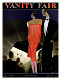 Vanity Fair Cover - July 1927 Premium Giclee Print by William Bolin