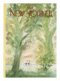 The New Yorker Cover - May 7, 1979 Regular Giclee Print by Jean-Jacques Sempé