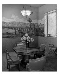 House & Garden - January 1938 Regular Photographic Print by F. S. Lincoln
