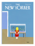 The New Yorker Cover - May 12, 1986 Premium Giclee Print by Heidi Goennel
