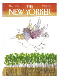 The New Yorker Cover - May 7, 1984 Premium Giclee Print by Joseph Low