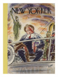 The New Yorker Cover - June 24, 1939 Regular Giclee Print by Leonard Dove