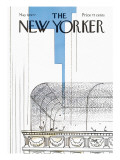 The New Yorker Cover - May 9, 1977 Regular Giclee Print by Arthur Getz