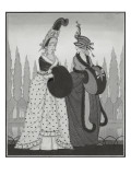 Vogue - October 1925 Regular Giclee Print by Claire Avery