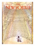 The New Yorker Cover - March 14, 1983 Regular Giclee Print by George Booth
