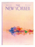 The New Yorker Cover - June 13, 1983 Premium Giclee Print by Susan Davis