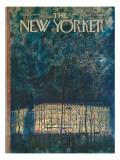 The New Yorker Cover - February 29, 1964 Regular Giclee Print by Garrett Price