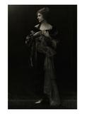 Vanity Fair - January 1921 Regular Photographic Print by Arnold Genthe