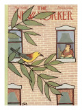 The New Yorker Cover - May 11, 1963 Regular Giclee Print by William Steig