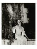 Vanity Fair - July 1933 Regular Photographic Print by Edward Steichen