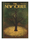 The New Yorker Cover - October 16, 1965 Regular Giclee Print by Charles E. Martin