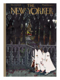 The New Yorker Cover - October 27, 1945 Premium Giclee Print by Edna Eicke