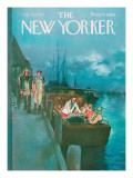 The New Yorker Cover - July 25, 1964 Regular Giclee Print by Charles Saxon