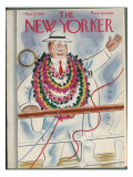 The New Yorker Cover - May 12, 1934 Regular Giclee Print by Leonard Dove