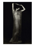 Vanity Fair - November 1921 Premium Photographic Print by Arnold Genthe