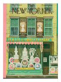 The New Yorker Cover - March 2, 1946 Regular Giclee Print by Witold Gordon