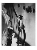 House & Garden - March 1932 Regular Photographic Print by Anton Bruehl
