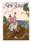 The New Yorker Cover - June 16, 1928 Premium Giclee Print by Julian de Miskey