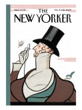 The New Yorker Cover - February 19, 2007 Premium Giclee Print by Rea Irvin