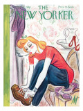 The New Yorker Cover - January 29, 1944 Regular Giclee Print by Julian de Miskey