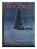 The New Yorker Cover - December 27, 1947 Regular Giclee Print by Garrett Price