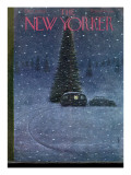 The New Yorker Cover - December 27, 1947 Premium Giclee Print by Garrett Price