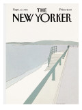 The New Yorker Cover - September 2, 1985 Regular Giclee Print by Gretchen Dow Simpson