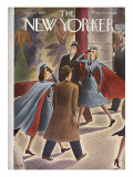 The New Yorker Cover - January 31, 1942 Regular Giclee Print by Richard Taylor