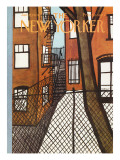 The New Yorker Cover - January 21, 1974 Premium Giclee Print by Donald Reilly