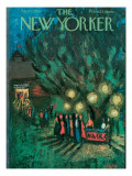 The New Yorker Cover - September 2, 1961 Premium Giclee Print by Robert Kraus