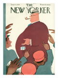 The New Yorker Cover - September 15, 1934 Premium Giclee Print by Rea Irvin