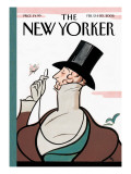 The New Yorker Cover - February 13, 2006 Premium Giclee Print by Rea Irvin