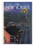 The New Yorker Cover - September 19, 1964 Regular Giclee Print by Charles E. Martin