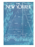 The New Yorker Cover - January 13, 1962 Regular Giclee Print by Charles E. Martin