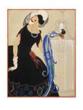 Vogue - June 1921 Regular Giclee Print by Helen Dryden