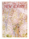 The New Yorker Cover - May 5, 1973 Regular Giclee Print by James Stevenson