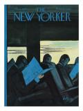 The New Yorker Cover - November 4, 1961 Regular Giclee Print by Arthur Getz
